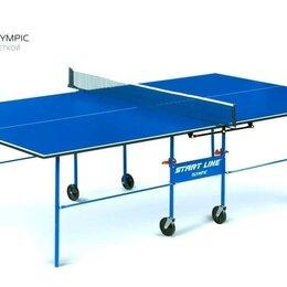 Настольные игры - Теннисный стол, 0