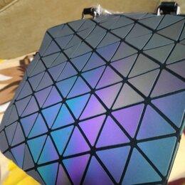 Сумки - Сумка мозаика треугольники, 0