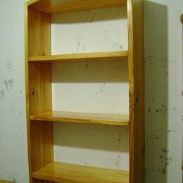 Стеллажи и этажерки - Стеллаж из мебельного щита, 0