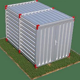 Готовые строения - Сборно-разборный контейнер 3 метра, 0