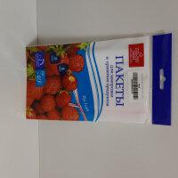 Упаковочные материалы - Пакеты для заморозки Zip Lock 1л 7шт, 0