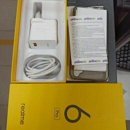 Мобильные телефоны - Realme 6 pro 8\128, 0