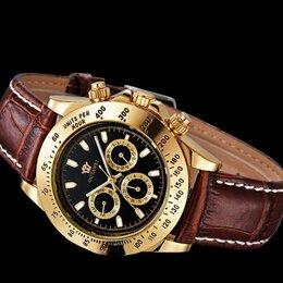 Наручные часы - Мужские часы механические Ouyawei Золотая серия, 0