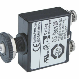 Концевые, позиционные и шарнирные выключатели - Предохранитель автоматический 30 А, 0