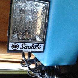 Фотовспышки - Фотоспышка Saulute с зарядкой в коробке, 0