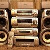 Музыкальный центр technics sh-eh780 по цене 9500₽ - Музыкальные центры,  магнитофоны, магнитолы, фото 0