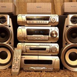 Музыкальные центры,  магнитофоны, магнитолы - Музыкальный центр technics sh-eh780, 0
