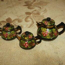 Сервизы и наборы - набор чайный  ссср, 0