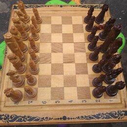 Настольные игры - Шахматы ручной работы, 0