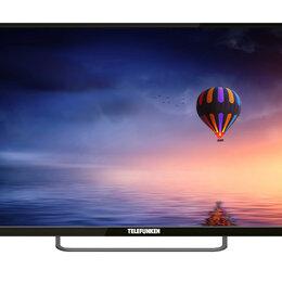 Телевизоры - Телевизор Smart TV Telefunken TF-LED55S20T2SU новый, 0
