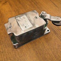 Концевые, позиционные и шарнирные выключатели - Концевой, позиционный и шарнирный выключатель, 0