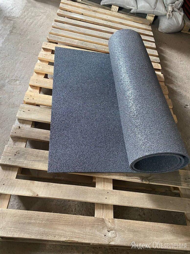 Резиновое рулонное покрытие по цене 1650₽ - Садовые дорожки и покрытия, фото 0