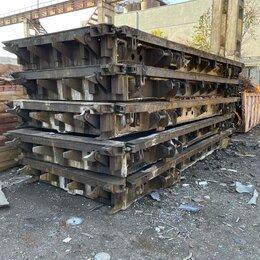 Производственно-техническое оборудование - Металлоформа паг-20, для дорожной плиты 2*6 м, 0