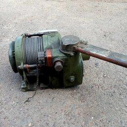 Грузоподъемное оборудование - Лебедка БЛ-56 СБ2 ручная и электрическая, 500кг, 0