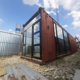 Готовые строения - Жилой контейнер 30 м. кв. , 0