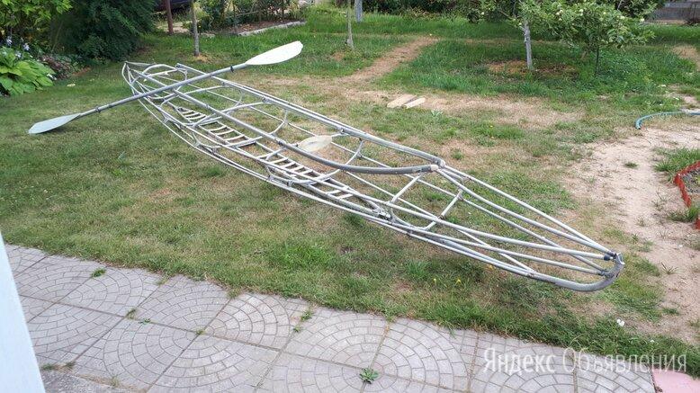 Байдарка Таймень-3 по цене 15000₽ - Надувные, разборные и гребные суда, фото 0