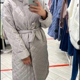 Пальто - Женское пальто, 0