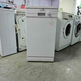 Посудомоечные машины - Посудомоечная машина (45 см) Siemens SR24E202RU, 0