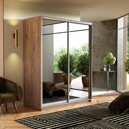 Шкафы, стенки, гарнитуры - Шкаф-купе зеркальный, 0
