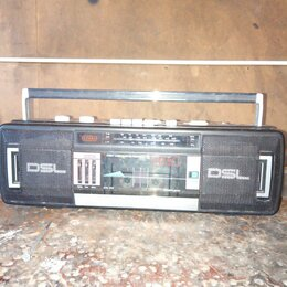 Музыкальные центры,  магнитофоны, магнитолы - магнитофон , 0