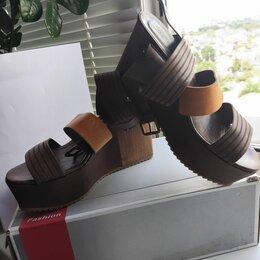 Босоножки - Женская обувь, 0