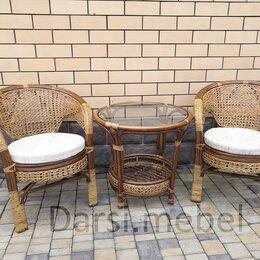 Кресла и стулья - Комплект Ротанга Радуга, 0