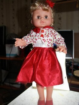 Куклы и пупсы - Говорящая кукла, 0