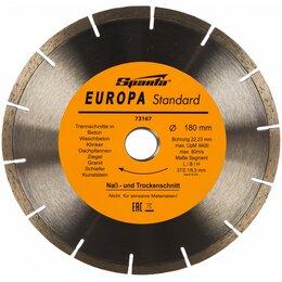 Диски отрезные - Отрезной сегментный алмазный диск SPARTA EUROPA Standard, 0