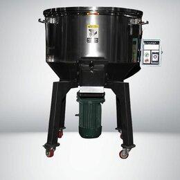 Производственно-техническое оборудование - Смеситель вертикальный на 100 литров, 0
