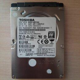 Внутренние жесткие диски - Жесткий диск Toshiba 500Гб, 0