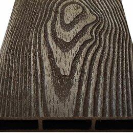 Заборчики, сетки и бордюрные ленты - Доска грядочная ДПК NauticPrime 3D высота 15см, длина 2,95м, 0