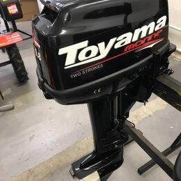 Двигатель и комплектующие  - Лодочный мотор Toyama T9.8BMS, 0