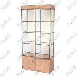 Мебель для учреждений - Витрина демонстрационная В-104ВД, 0