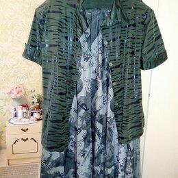 Костюмы - Блузка и юбка, 0