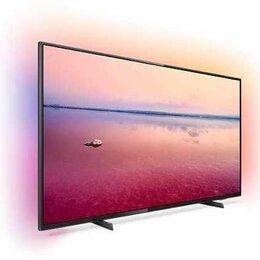 "Телевизоры - Телевизор PHILIPS 55PUS6704/60, 55"" UHD 4K, 0"