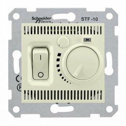 Отопительные системы - Термостат теплого пола Schneider Electric Sedna 10A 230V SDN6000347, 0
