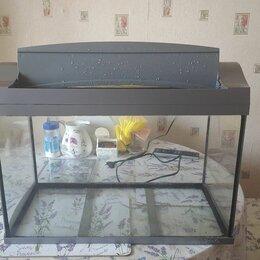 Аквариумы, террариумы, тумбы - аквариум 50 литров, 0