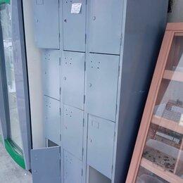 Сейфы - Шкаф металлический сотел-12 12 ячеек, 0