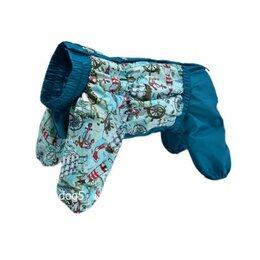Одежда и обувь - дождевик для собаки для мальчика, 0