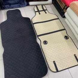 Аксессуары для салона - Чехлы авто из алькантары, 0