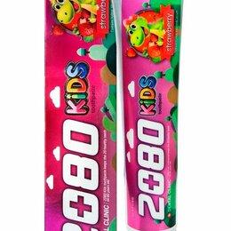 Зубная паста - 886359 Kerasys Зубная паста детская Клубника 80, 0