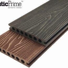 Массивная доска - Террасная доска ДПК NauticPrime Esthetic Wood, 0
