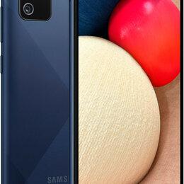 Мобильные телефоны - Samsung Galaxy A02S 3/32Gb синий A025FZ (EAC), 0