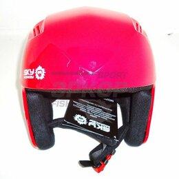Шлемы - Шлем горнолыжный Sky Monkey Shiny Red (x3), 0