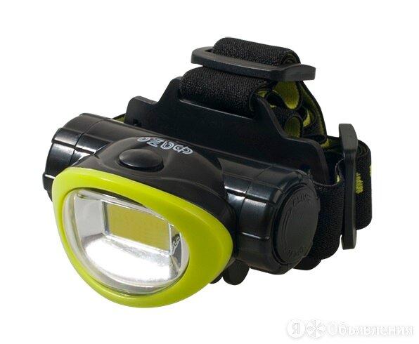 Фонарь налобный светодиодный H5-L3W .2856722/5027534  .5027534 ФАZА по цене 255₽ - Одежда и обувь, фото 0