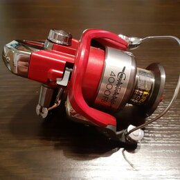 Катушки - Катушка Shimano Catana 4000 FB, 0