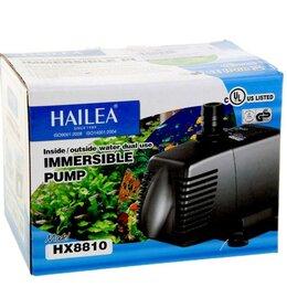 Насосы и комплекты для фонтанов - Помпа фонтанная Hailea HX8810F 12W h1.4м 1050л/ч, 0
