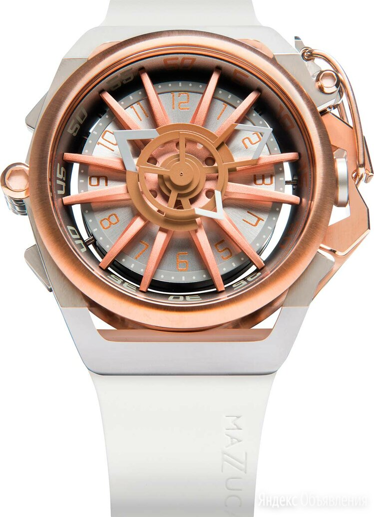 Наручные часы Mazzucato RIM11-WHCG5 по цене 105000₽ - Умные часы и браслеты, фото 0