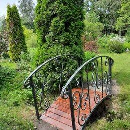 Садовые фигуры и цветочницы - Садовый мостик , 0