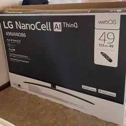 Телевизоры - Телевизор LG 49nano866na, 0